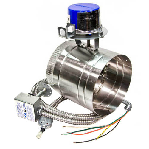 """OVD-8 - Field Controls OVD-8 - 8"""" Oil Vent Damper"""