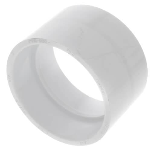 "2"" PVC DWV Coupling Product Image"