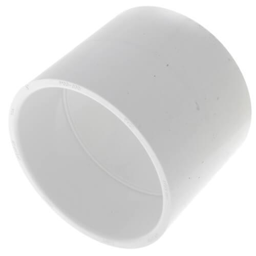 "3"" PVC DWV Coupling Product Image"