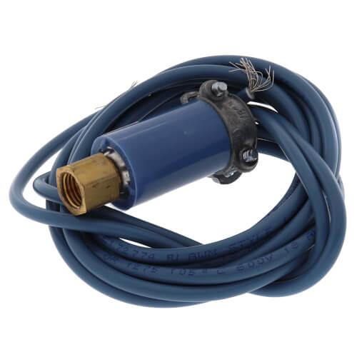 Open at 5 Johnson Controls Inc Johnson Controls P100AC-1C Pressure Switch