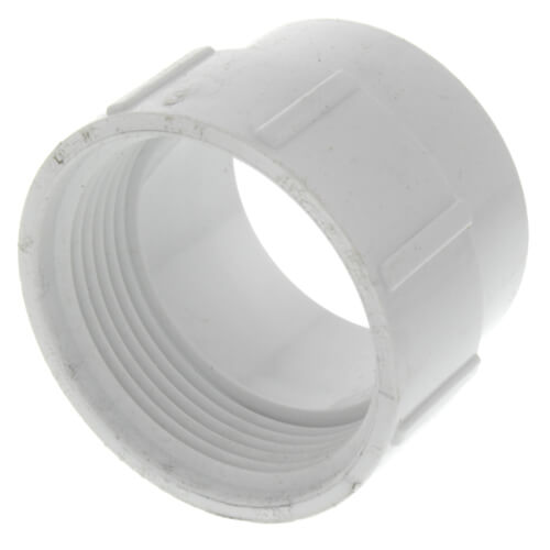 "1-1/2"" PVC DWV Fitting Cleanout Adapter Product Image"
