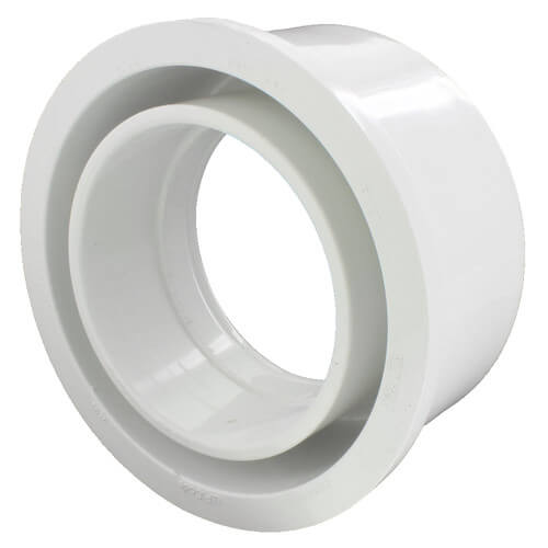 "8"" x 4"" PVC DWV Bushing Product Image"