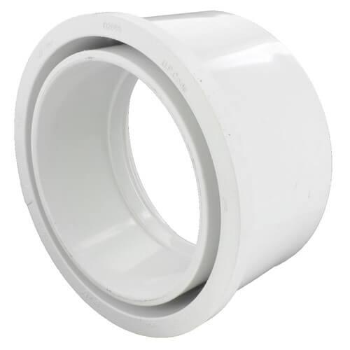 "10"" x 8"" PVC DWV Bushing Product Image"