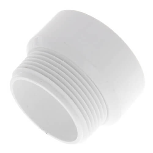 "1-1/2"" PVC DWV Male Adapter Product Image"