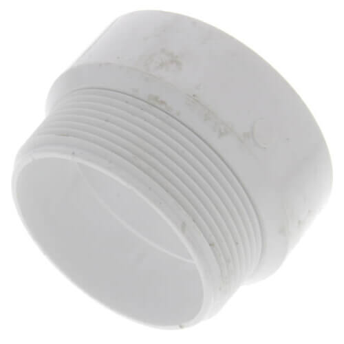 "2"" PVC DWV Male Adapter Product Image"