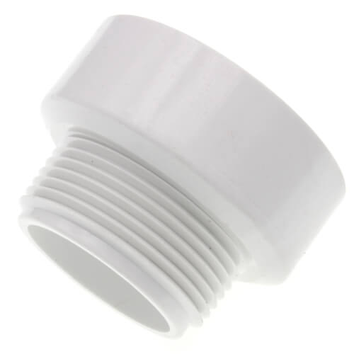 "1-1/4"" x 1-1/2"" PVC DWV Male Adapter Product Image"