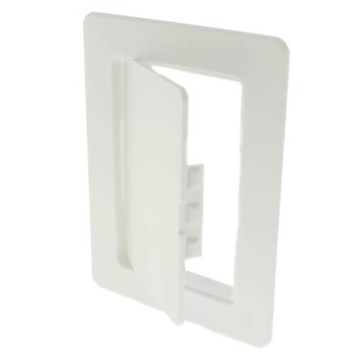 pa 3000 4x6 acudor pa 3000 4x6 4 x 6 plastic access door