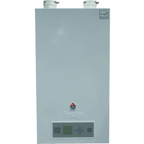 86,000 BTU Output Prestige Solo 110 Condensing Gas Boiler w/ ACVMax Control Product Image
