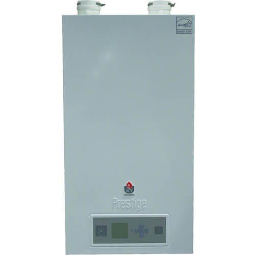 120,000 BTU Output Prestige Solo 155 Condensing Gas Boiler w/ ACVMax Control Product Image