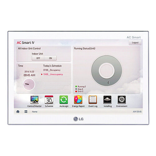 AC Smart IV Central Controller Product Image
