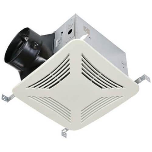 """Premium Choice XP (PCXP) Ventilation Fan - Ceiling Mount Bathroom Fan, 4"""" or 6"""" Duct (120 CFM, 120V, 930 RPM) Product Image"""