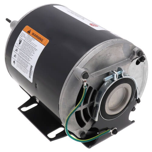 2-Speed ODP Split Phase Belted Fan & Blower Motor, 56 (115V, 1/2 HP, 1725/1140 RPM) Product Image