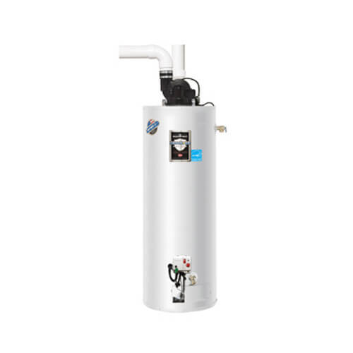 50 Gallon - 40,000 BTU Defender Safety System PDX1 Power Direct Vent Energy Saver Residential Water Heater (Nat Gas) Product Image