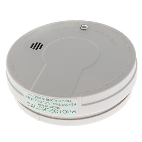 9v Battery Operated Photoelectric Smoke Alarm Product Image