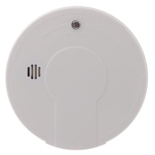 9v Battery Operated Photoelectric Smoke Alarm Product Image