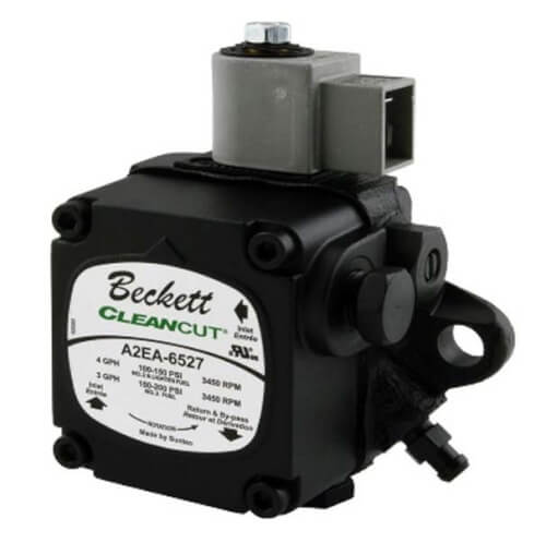 [DIAGRAM_38IU]  PF10322U - Beckett PF10322U - Single Stage CleanCut Pump, 3 GPH (120V) | Beckett Pump Wiring Diagram |  | SupplyHouse.com