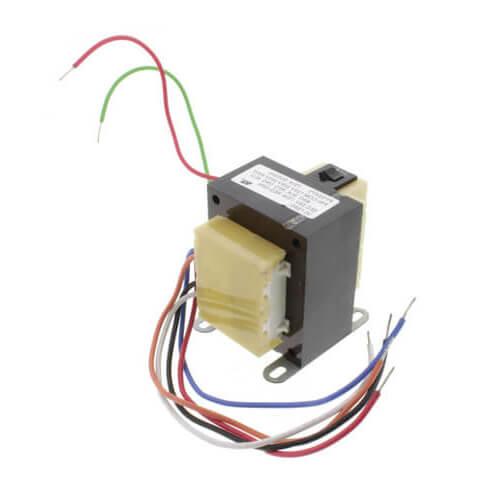 Foot Mount 120/208/240/480V (Primary) 24V (Secondary) 75VA Transformer Product Image