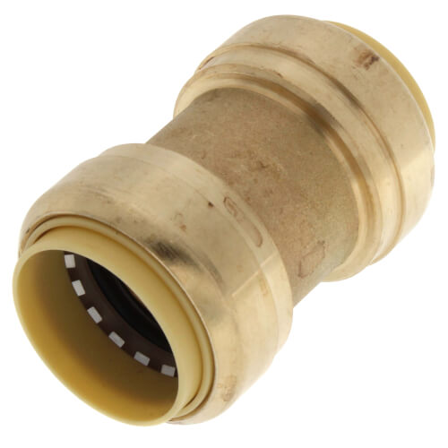 "1"" Push Fit Coupling (Lead Free) Product Image"