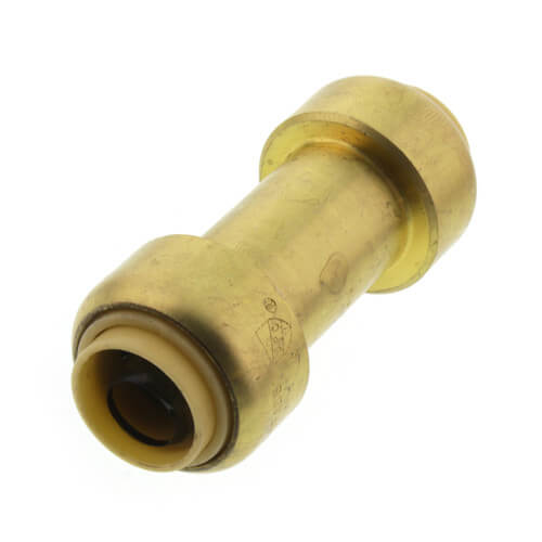 """1/2"""" Push Fit In-Line Check Valve (Lead Free) Product Image"""