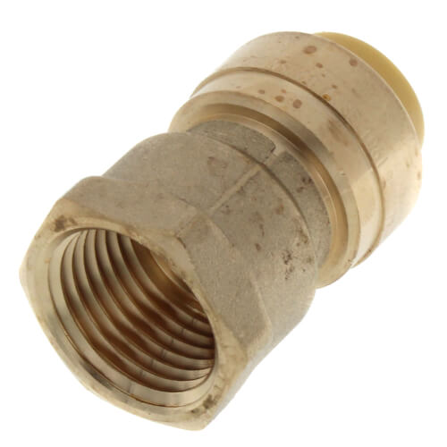 "1/2"" Push Fit x Female Adapter (Lead Free) Product Image"