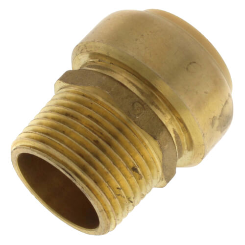"1"" Push Fit x Male Adapter (Lead Free) Product Image"
