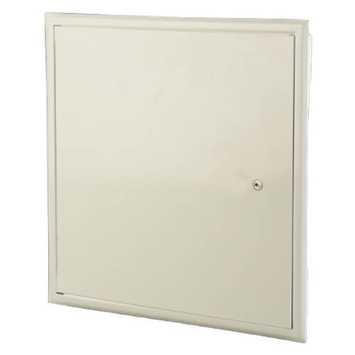 "18"" x 18"" PFP Press-Fit Drywall Access Panel w/ Lock & Key Product Image"