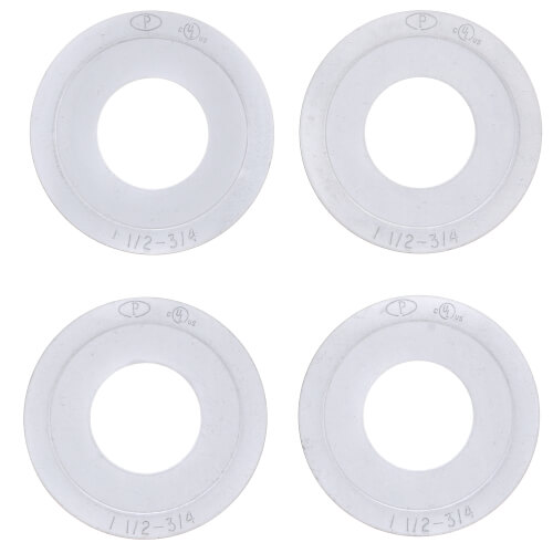 """1-1/2"""" x 3/4"""" Reducing Washer (4 Pack) Product Image"""