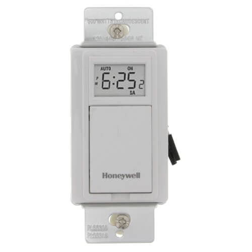 EconoSwitch 7-Day Programmable Wall Switch (White) Product Image