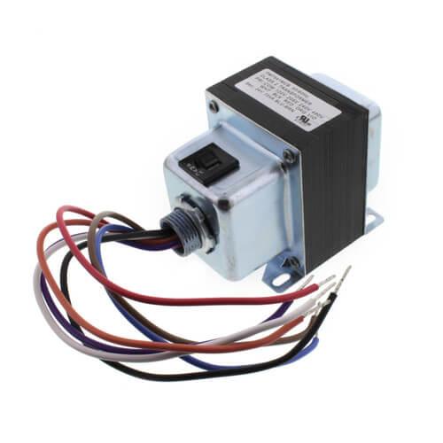 Multi Mount 120/208/240/480V (Primary) 24V (Secondary) 75VA Transformer Product Image
