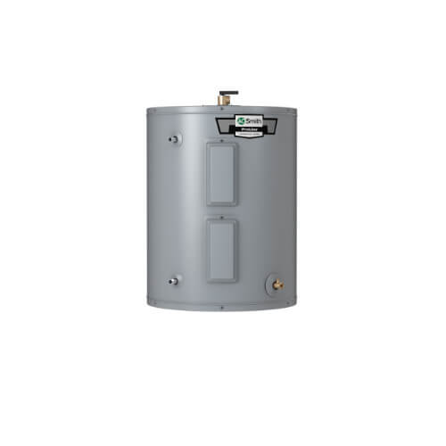 48 Gallon ProLine Residential Electric Water Heater - Lowboy Top Connect Model Product Image