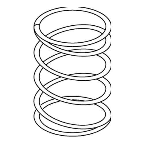 3-8 PSI Spring for MK-4601 Product Image