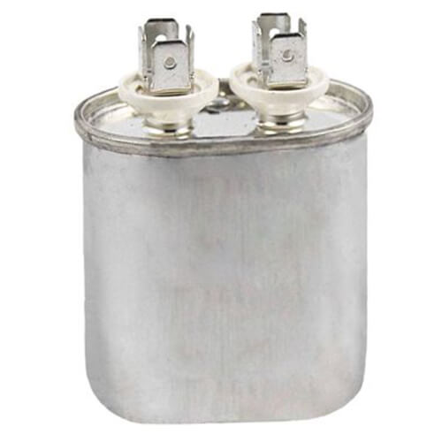 370V Oval Run Capacitor (12.5 MFD) Product Image