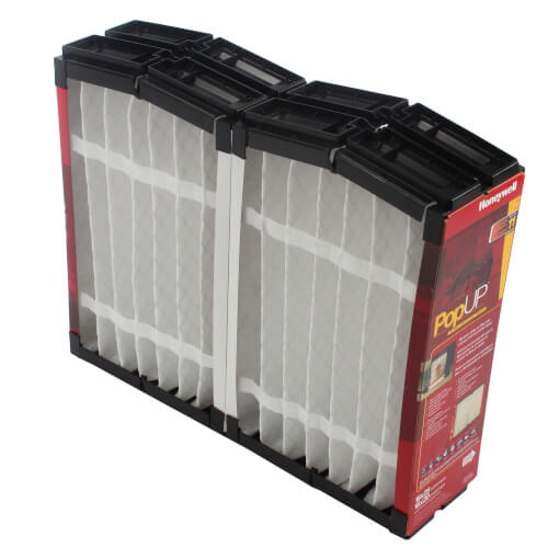 Honeywell 16X20 PopUP Media Air Filter 2-Pack