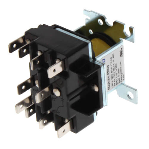 DPDT 24 Coil Voltage Switching Relay Product Image