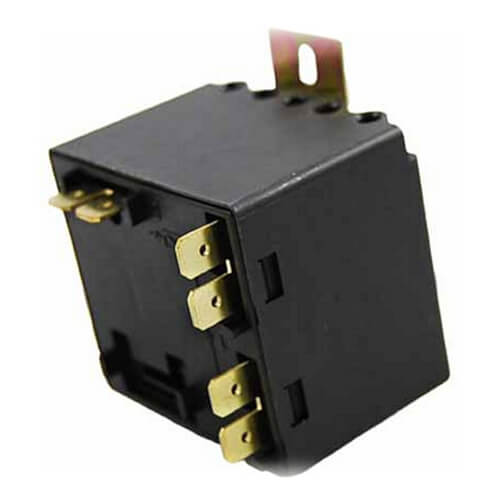 Potential Relay - 332 Continuous Coil Voltage Product Image