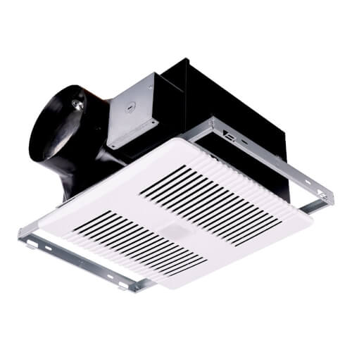 "ProPLUS Series Bath Exhaust Fan, 6"" Duct, 80-140 CFM, 120V Product Image"