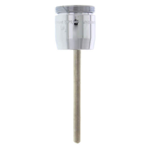 """Commercial Pro Water Saver Faucet w/ Stainless Steel Rod (2.25"""") Product Image"""