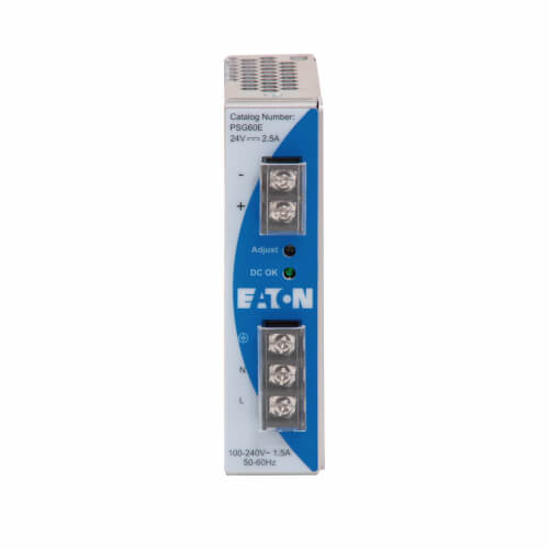 Power Supply, 3P, 2.5A (60 Watts) Product Image