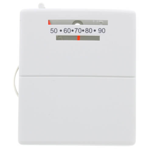 LuxPro 2-Wire Heat Only Mechanical Thermostat Product Image