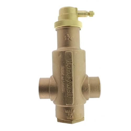 "1-1/4"" Sweat Supervent Air Eliminator Product Image"