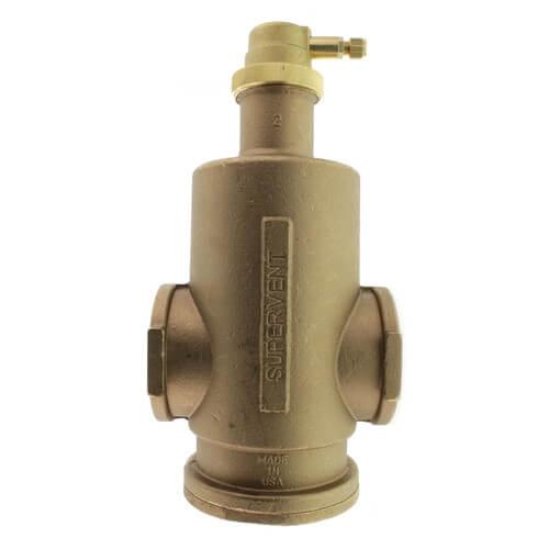 "2"" NPT SuperVent Air Eliminator Product Image"