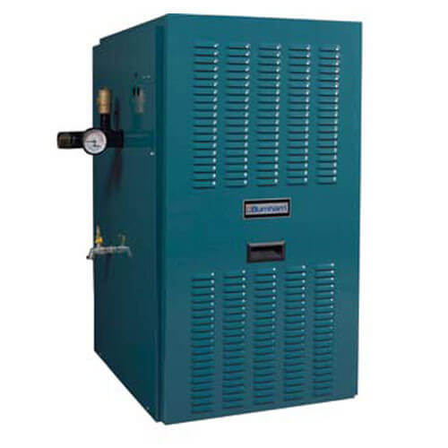 PVG8, 181,000 BTU Output High Efficiency Cast Iron Boiler (Nat Gas) Product Image