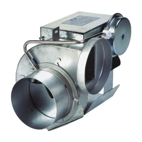 """4"""" Inlet Oil Venter (120 VAC) Product Image"""
