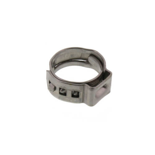 """3/8"""" Stainless Steel Clamp (100/bag) Product Image"""