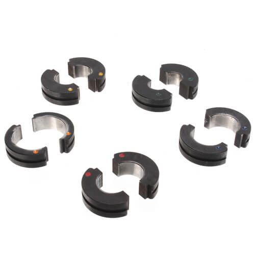 """Crimp Jaws (3/8"""", 1/2"""", 5/8"""", 3/4"""" and 1"""") Product Image"""