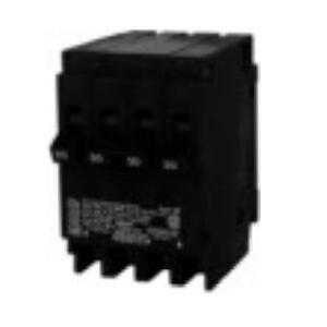 QT Triplex Single Pole Outer/2-Pole Inner Circuit Breaker (120/240V, 15-20A) Product Image