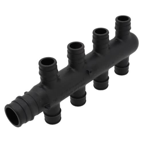"""EP Branch Opposing Port Multi-Port Tee, 8 Outlets, 3/4"""" Product Image"""