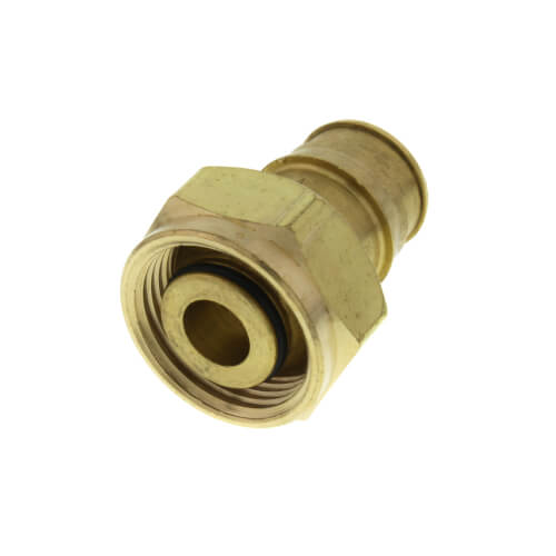 "3/4"" ProPEX Fitting Assembly, R20 Thread Product Image"
