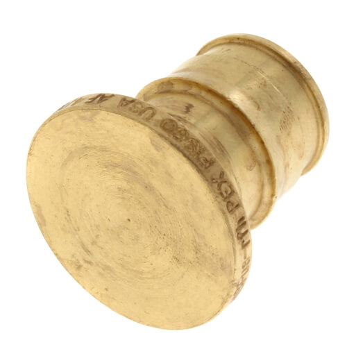 "5/8"" ProPEX Brass Plug Product Image"