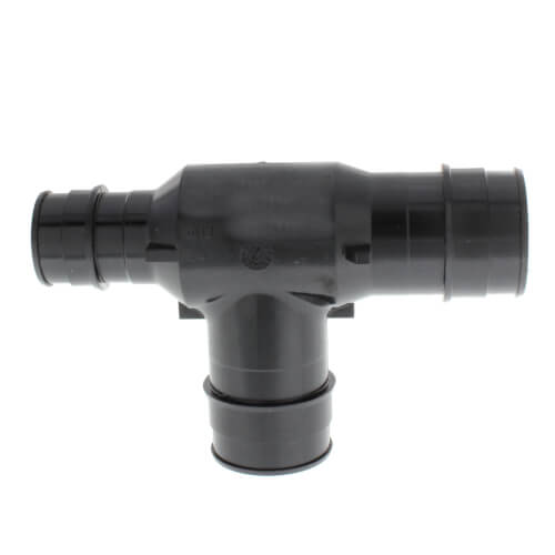 """Wirsbo Pro Pex EP Reducing Tee- 1""""x 1"""" x 3//4""""New Q4751175 Uponor"""